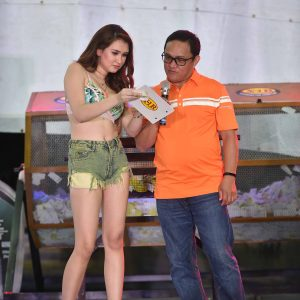 Sir-Jong-Arcano-PDI-Vice-President-validating-results-with-Host-Samanthaig